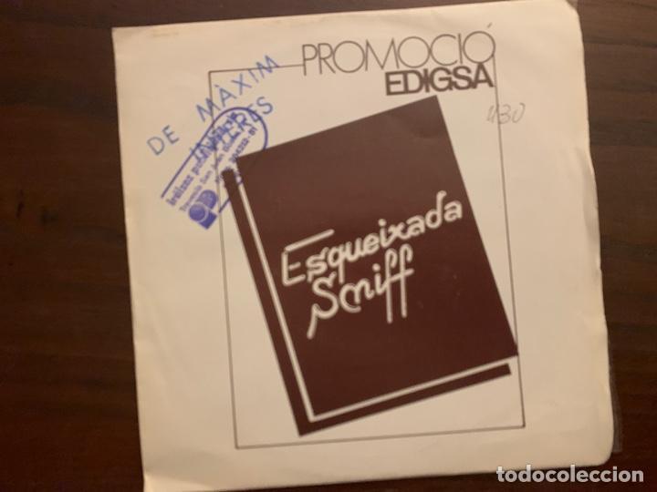 ESQUEIXADA SNIFF ?– PROMOCIÓ EDIGSA SELLO: EDIGSA ?– KCM-456 FORMATO: VINYL, 7 , 45 RPM, PROMO (Música - Discos - Singles Vinilo - Funk, Soul y Black Music)