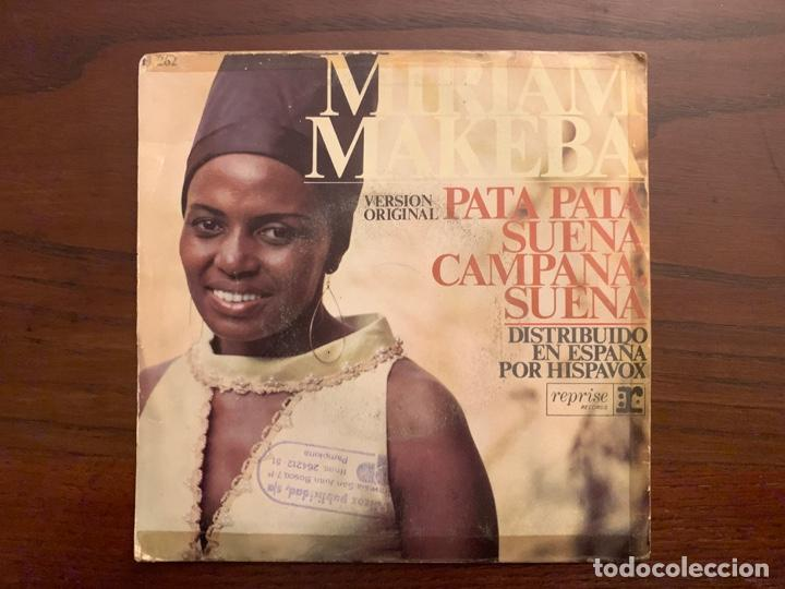 Miriam Makeba ‎– Pata Pata Sello: Reprise Records ‎– H-262, Reprise Records  ‎– H 262 Formato: Vinyl