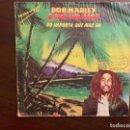 Discos de vinilo: BOB MARLEY & THE WAILERS – NO IMPORTA, QUE MAS DA SELLO: ISLAND RECORDS – A-101 465, ISLAND RECORD. Lote 159709010