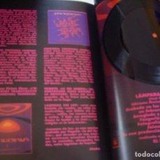 Discos de vinilo: FANGORIA FLEXI SG UNA LAMPARA SIN LUZ ARIOLA 1993 RAREZA INENCONTRABLE EL EUROPEO COMO NUEVO. Lote 159720734