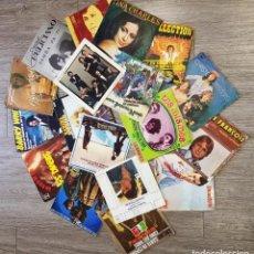 Discos de vinilo: LOTE 50 DISCOS SINGLES VARIADOS, AÑOS 70-80. Lote 159725962