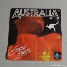 Discos de vinilo: AUSTRALIA - GOOD NEWS. Lote 159728066