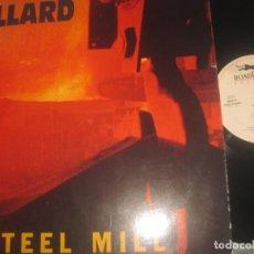 Discos de vinilo: WILLARD STEEL (ROAD RACER-1992) OG HOLANDA LEA DESCRIPCION. Lote 159728570