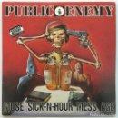 Discos de vinilo: PUBLIC ENEMY -MUSE SICK-N-HOUR MESS AGE -DOBLE LP. Lote 159739338