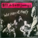 Discos de vinilo: STRASSENJUNGS. WIR HAM NE PARTY. TRITT RECORDS (TRITT 001) GERMANY 1979 LP. Lote 159740490