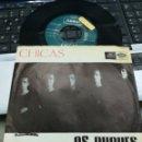 Discos de vinilo: OS DUQUES SINGLE PROMOCIONAL CHICAS / DAKOTA ESPAÑA 1965. Lote 159743289