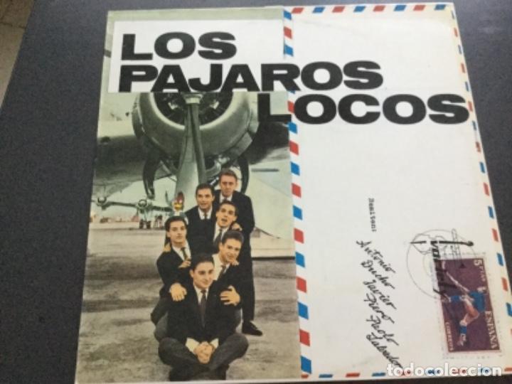 LOS PAJAROS LOCOS . VOLUMEN 1 (Música - Discos - LP Vinilo - Grupos Españoles 50 y 60)