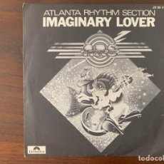 Discos de vinilo: ATLANTA RHYTHM SECTION ?– IMAGINARY LOVER SELLO: POLYDOR ?– 20 66 910 FORMATO: VINYL, 7 . Lote 159764454