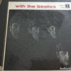 Discos de vinilo: THE BEATLES- WITH THE BEATLES . Lote 159766506