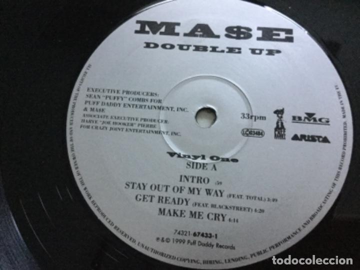 Discos de vinilo: MASE- Double Up - Foto 4 - 159766826