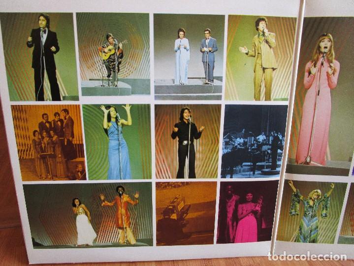 Discos de vinilo: PREMIO DE LA CANCION IBEROAMERICANA ( FESTIVAL OTI ) MADRID 1.972 ( VER FOTOS ) MARISOL - Foto 3 - 159771738