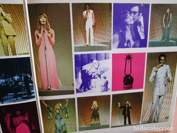 Discos de vinilo: PREMIO DE LA CANCION IBEROAMERICANA ( FESTIVAL OTI ) MADRID 1.972 ( VER FOTOS ) MARISOL - Foto 4 - 159771738