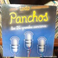Discos de vinilo: LOS PANCHOS - TODO PANCHOS - 24 GRANDES CANCIONES - DOBLE LP. Lote 159771806