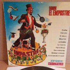 Discos de vinilo: BANDA EL EMPASTRE / MISMO TÍTULO / LP - BELTER-1969 / CALIDAD LUJO. ****/****. Lote 159772378