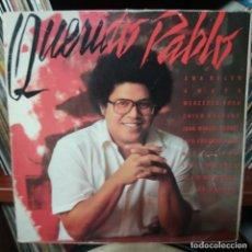 Discos de vinilo: QUERIDO PABLO - PABLO MILANÉS - DOBLE LP. Lote 159773410