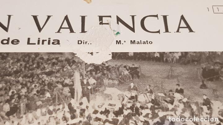 Discos de vinilo: BANDA PRIMITIVA DE LIRIA / FALLAS EN VALENCIA / LP - EMI-REGAL-1971 / VINILO DE LUJO. ***/**** - Foto 3 - 159774142