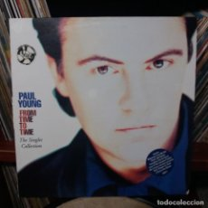 Discos de vinilo: PAUL YOUNG - FROM TIME TO TIME. Lote 159774610