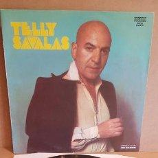 Discos de vinilo: TELLY SAVALAS / MISMO TÍTULO / LP - MCA RECORDS-1975 / MBC. ***/***. Lote 159779638