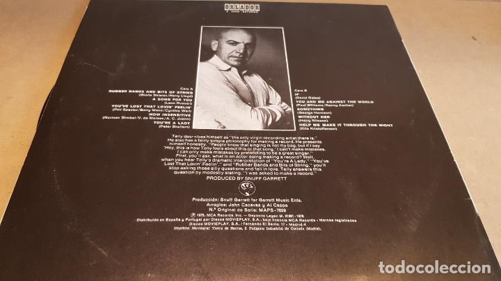 Discos de vinilo: TELLY SAVALAS / MISMO TÍTULO / LP - MCA RECORDS-1975 / MBC. ***/*** - Foto 2 - 159779638
