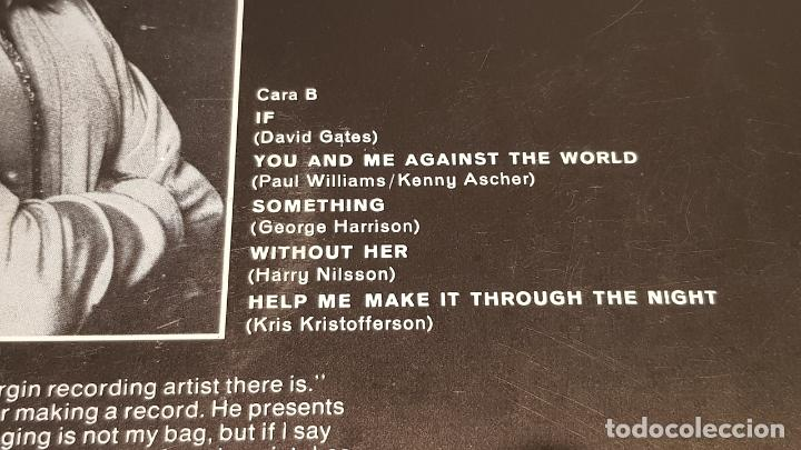 Discos de vinilo: TELLY SAVALAS / MISMO TÍTULO / LP - MCA RECORDS-1975 / MBC. ***/*** - Foto 4 - 159779638