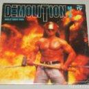 Discos de vinilo: DEMOLITION MIX(QUIQUE TEJADA)DEL 94 2 LP. Lote 159788486