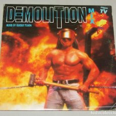 Discos de vinilo: DEMOLITION MIX(QUIQUE TEJADA)DEL 94 2 LP. Lote 159788486