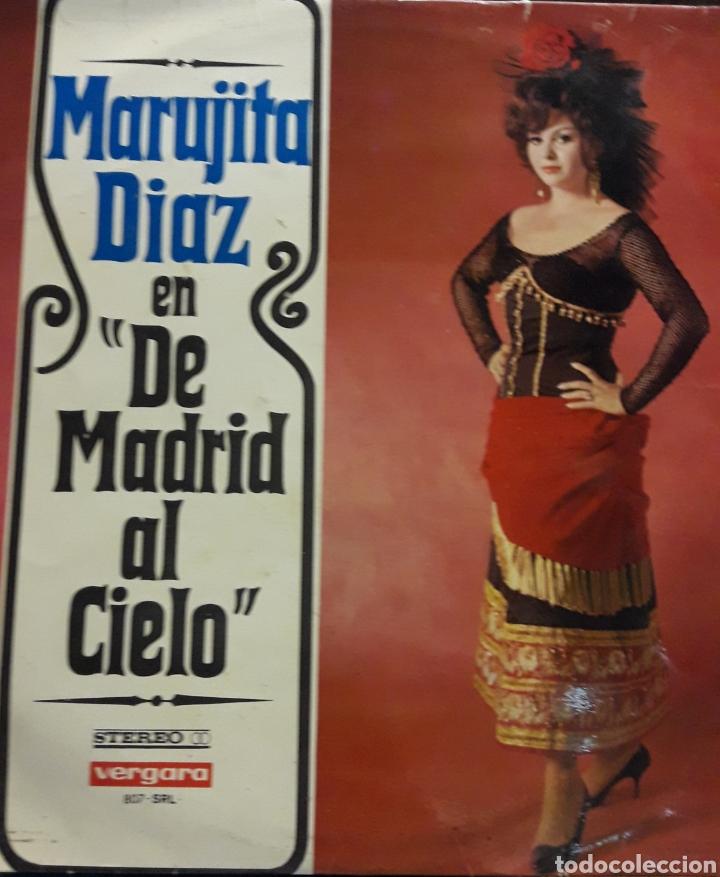 VINILO MARUJITA DIAZ (Música - Discos de Vinilo - Maxi Singles - Clásica, Ópera, Zarzuela y Marchas)