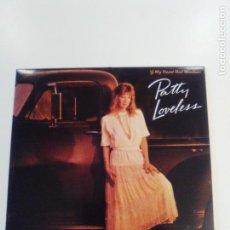 Discos de vinilo: PATTY LOVELESS IF MY HEART HAD WINDOWS ( 1988 MCA RECORDS USA ) EXCELENTE ESTADO. Lote 159795102