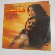 Discos de vinilo: JAMES LAST - LOVE MUST BE THE REASON (VINILO). Lote 159797290