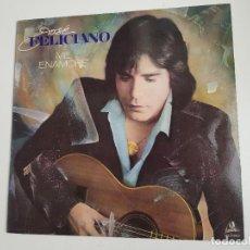 Discos de vinilo: JOSÉ FELICIANO - ME ENAMORÉ (VINILO). Lote 159797682