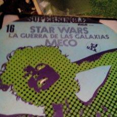 Discos de vinilo: RA ,LP,DISCO VINILO,STAR WARS,LA GERRA DE LAS GALAXIAS. Lote 159802898