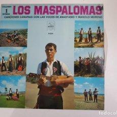 Discos de vinilo: LOS MASPALOMAS - VOL 1. Lote 159811498