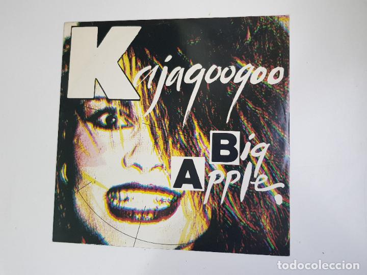 KAJAGOOGOO - BIG APPLE (VINILO) (Música - Discos de Vinilo - EPs - Electrónica, Avantgarde y Experimental)