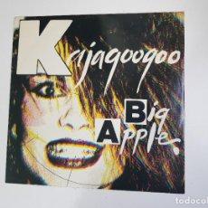 Discos de vinilo: KAJAGOOGOO - BIG APPLE (VINILO). Lote 159811958