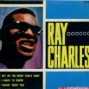 Discos de vinilo: RAY CHARLES / GET ON THE RIGHT TRACK BABY + 3 (EP 1963). Lote 159820670