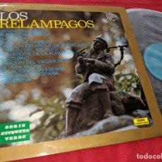 Discos de vinilo: LOS RELAMPAGOS LP 1972 ZAFIRO. Lote 159829682