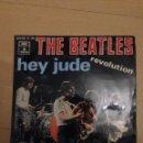 Discos de vinilo: THE BEATLES - HEY JUDE / REVOLUTION. Lote 159831929