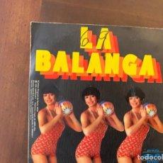 Discos de vinilo: BLACKSTAR – LA BALANGA SELLO: MOVIEPLAY ?– SN-90.015 FORMATO: VINYL, 7 , 45 RPM PAÍS: SPAIN . Lote 159835782