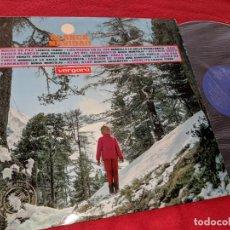 Disques de vinyle: BLANCA NAVIDAD LP 1966 VERGARA LUISITA TENOR JOSE GUARDIOLA LITA TORELLO NURIA MONTOLIU ETC. Lote 159836494