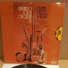 Discos de vinilo: BAILANDO CON LA ORQUESTA DE GLENN MILLER / LP - WESTMINSTER-1976 / CALIDAD LUJO. ****/****. Lote 159839774