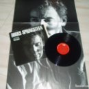 Discos de vinilo: BRUCE SPRINGSTEEN MAXI BRILLIANT DISGUISE + 2 WITH POSTER SPANISH CBS 1973 SPAIN MINT. Lote 159841694