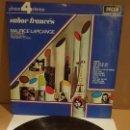 Discos de vinilo: MAURICE LARCANGE / ROLAND SHAW / SABOR FRANCÉS / LP - DECCA-1968 / MBC. ***/***. Lote 159842742