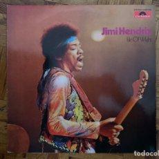 Discos de vinilo: JIMI HENDRIX ?– ISLE OF WIGHT SELLO: POLYDOR ?– 2459 398 FORMATO: VINYL, LP, ALBUM . Lote 159842902