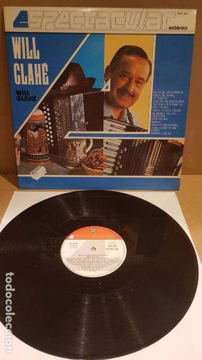 WILL GLAHÉ / SERIE ESPECTACULAR / LP - TELEFUNKEN-1983 / CALIDAD LUJO. ****/**** (Música - Discos - LP Vinilo - Orquestas)