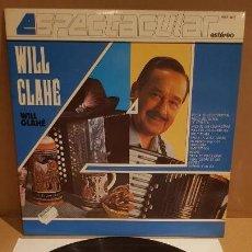 Discos de vinilo: WILL GLAHÉ / SERIE ESPECTACULAR / LP - TELEFUNKEN-1983 / IMPECABLE. ****/****. Lote 159845458