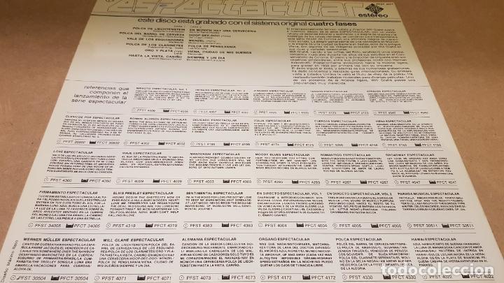 Discos de vinilo: WILL GLAHÉ / SERIE ESPECTACULAR / LP - TELEFUNKEN-1983 / CALIDAD LUJO. ****/**** - Foto 2 - 159845458