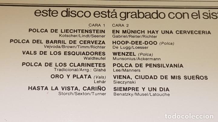 Discos de vinilo: WILL GLAHÉ / SERIE ESPECTACULAR / LP - TELEFUNKEN-1983 / CALIDAD LUJO. ****/**** - Foto 3 - 159845458