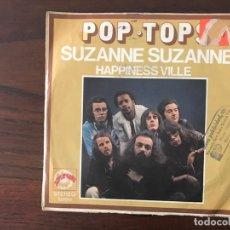 Discos de vinilo: POP-TOPS – SUZANNE SUZANNE SELLO: EXPLOSIÓN ?– 10.551 A, EXPLOSIÓN ?– 10.551-A FORMATO: VINYL, 7 . Lote 159846278