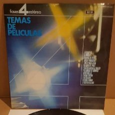 Discos de vinilo: INTERNATIONAL POP ALL STARS / TEMAS DE PELÍCULAS / LP - DECCA-1963 / CALIDAD LUJO. ****/****. Lote 159846314