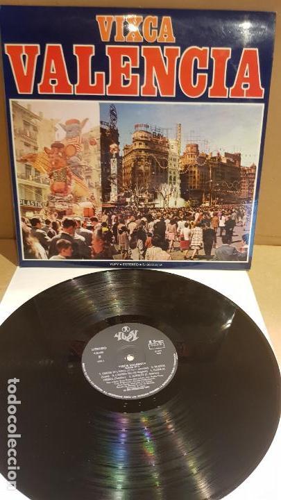 VIXCA VALENCIA / SOLAMENTE DISCO 1 / LP-GATEFOLD - YUPY-1973 / CALIDAD LUJO. ****/**** (Música - Discos - LP Vinilo - Country y Folk)